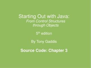 11 Java  Swing