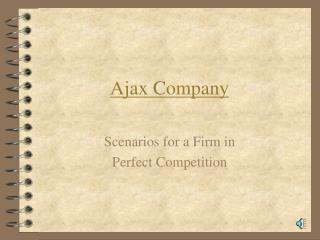 Ajax Company
