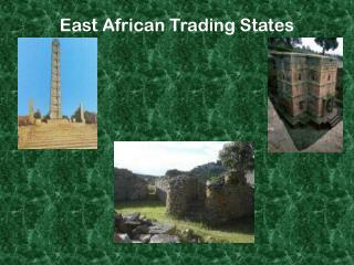 East African Trading States