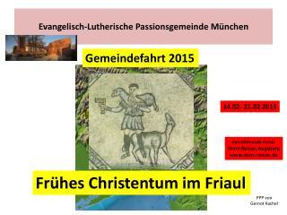 Evangelisch-Lutherische Passionsgemeinde München