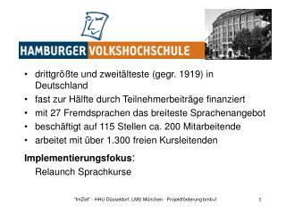 drittgrößte und zweitälteste (gegr. 1919) in Deutschland