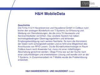 H&H MobileData