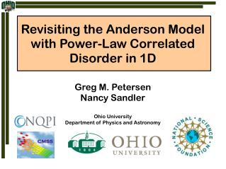Revisiting the Anderson Model with Power-Law Correlated Disorder in 1D