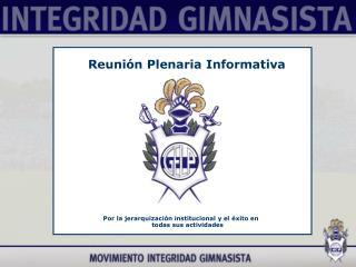 Por la jerarquización institucional y el éxito en  todas sus actividades