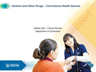 Alcohol and Other Drugs – Corrections Health Service