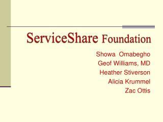 ServiceShare Foundation