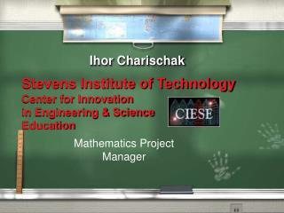 Ihor Charischak