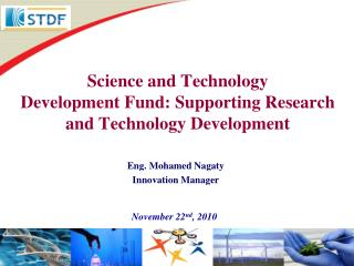 Science and Technology  Development Fund: Supporting Research and Technology Development