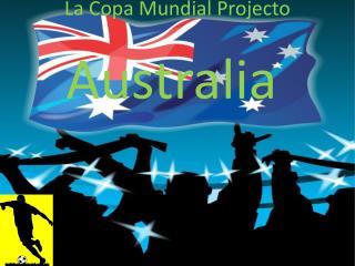 La  Copa M undial Projecto