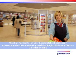 Wat kan Postkantoren voor het Zorgloket betekenen?