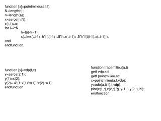 function [x]=pointmilieu(a,t,f) N=length(t); n=length(a); x=zeros(n,N); x(:,1)=a; for i=2:N
