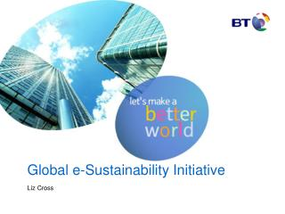 Global e-Sustainability Initiative
