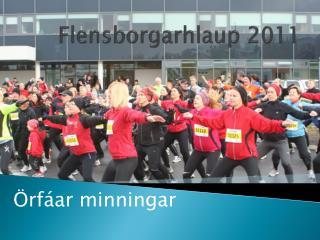Flensborgarhlaup 2011