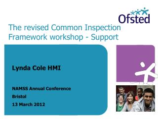 The revised Common Inspection Framework workshop - Support