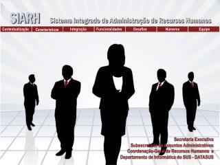 Secretaria Executiva Subsecretaria de Assuntos Administrativos