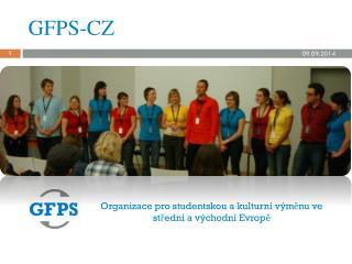 GFPS-CZ