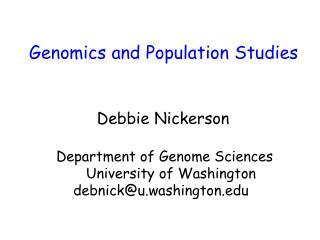 Debbie Nickerson