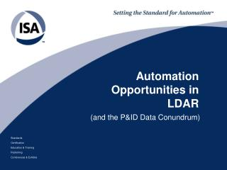 Automation Opportunities in LDAR