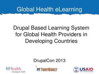 Global Health eLearning