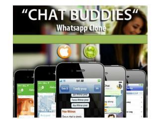 Whatsapp Clone - Everestitservices.com