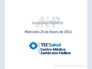 Asociación Nacional de Hospitales Privados, A.C.