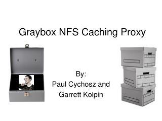 Graybox NFS Caching Proxy