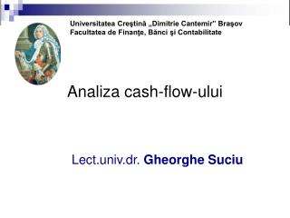 Analiza cash-flow-ului
