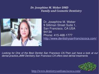 Dental Clinic San Francisco CA, Dentist San Francisco CA