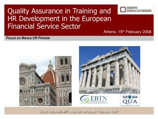 Focus on Banca CR Firenze