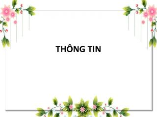 TH�NG TIN