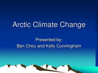 Arctic Climate Change