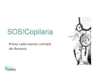 SOS!Copilaria
