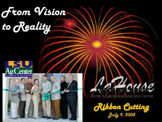 From Vision to Reality