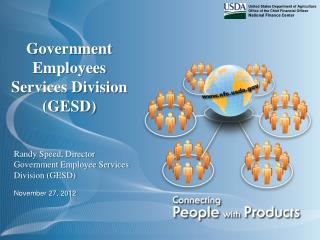 Government Employees Services Division (GESD)