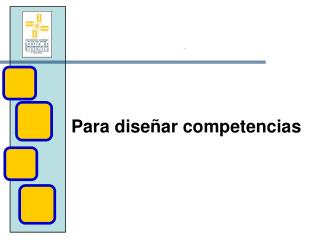 Para diseñar competencias
