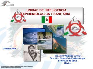 UNIDAD DE INTELIGENCIA EPIDEMIOLOGICA Y SANITARIA