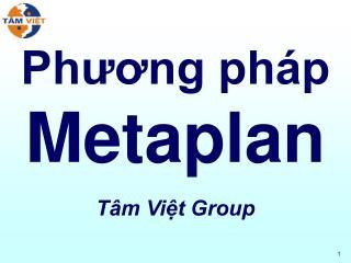 Phương pháp  Metaplan