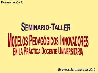 Seminario-Taller