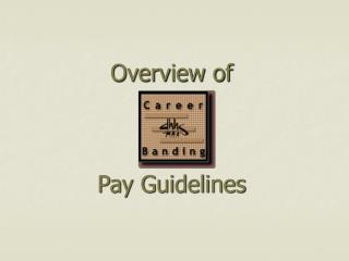 Overview of Pay Guidelines
