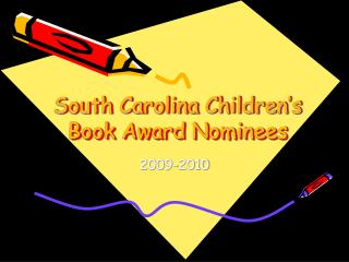 South Carolina Children's Book Award Nominees