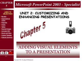 Microsoft PowerPoint 2003 - Specialist