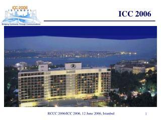 ICC 2006