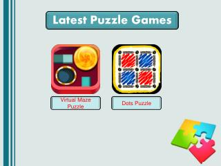 Latest Puzzle Games for Kids