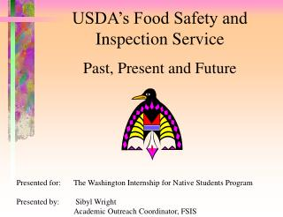 USDA s Food Safety and Inspection Service