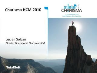 Charisma HCM  2010