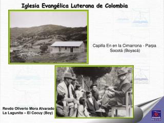 Iglesia Evangélica Luterana de Colombia