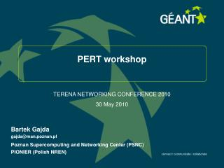 PERT  workshop