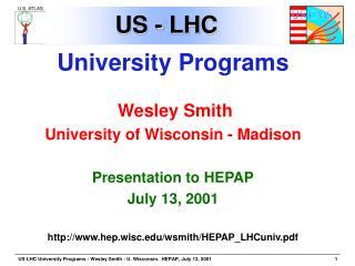 US - LHC