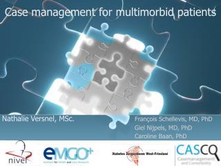 Case management for multimorbid patients