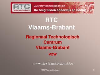 RTC  Vlaams-Brabant
